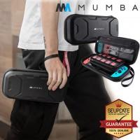 (ของแท้) กระเป๋า Nintendo Switch MUMBA Deluxe Protective Travel Carry Case Pouch