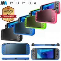 (ของแท้) เคสแบบบาง Nintendo Switch Slimfit Series MUMBA Hybrid Case Cover