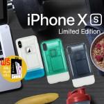 (ของแท้+ของแถม) เคส iPhone X / XS SPIGEN Classic C1