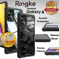 (ของแท้+ของแถม) เคส Samsung Galaxy A RINGKE FUSION X Case สำหรับ A72 / A52 / A71 / A51 / A70 / A50 / A30 / A20
