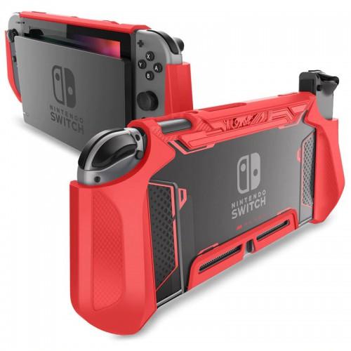 (ของแท้) เคส Nintendo Switch / Switch Lite Blade Series MUMBA TPU Grip Protective Cover