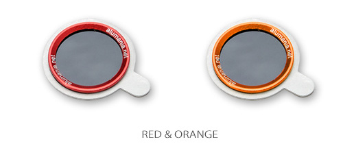 Alumania ALUMINUM RING BUTTON for Xperia / iPhone (ปุ่มสีดำ)