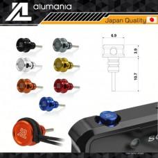 Alumania ALUMINUM BILLET  HEAD PHONE CAP for 3.5mm PLUG