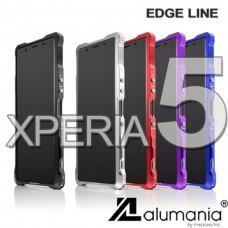 Alumania【EDGE LINE-BUMPER】for Xperia 5 (สินค้าจากญี่ปุ่น)