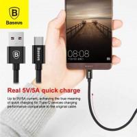 สายชาร์จ Baseus Type C (USB A to C) Speed 5A CABLE
