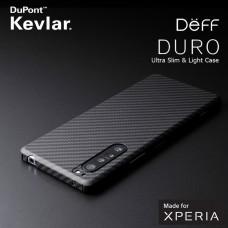 เคส Deff DURO Ultra Slim and Light Case for Xperia 5 II / 1 II / Xperia 5 (สินค้าจากญี่ปุ่น)