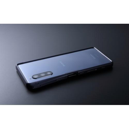 (แถมฟิล์มเลนส์) Deff CLEAVE Aluminium Bumper Chrono for Xperia 5 (สินค้าจากญี่ปุ่น)