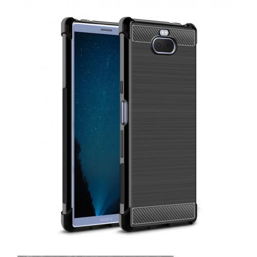 เคส SONY Xperia 1 / 5 / 10 / 10 Plus Imak Vega Carbon Fiber TPU Case