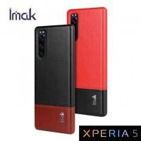 เคสหนัง Xperia 5 Imak Ruiyi Series Case + แถมฟิล์ม