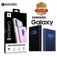 MOCOLO ฟิล์มกระจก กันรอย เลนส์กล้อง Samsung Note 10 / 9 / 8 / S20 / S10 / S9 / A70 / A50 / A30 Series