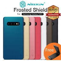 (แถม Stand) เคส Samsung Galaxy S10 Plus (S10+) Nillkin Super Frosted Shield