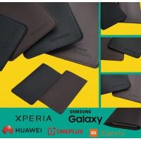 ซองหนังแบบ Slim สำหรับ Sony Xperia / OnePlus / Xiaomi / Huawei / Samsung Galaxy