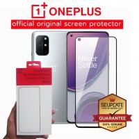 ฟิล์มกระจกของแท้ OnePlus Official Original Screen Protector สำหรับ 8T / 7 /  7T / 6T