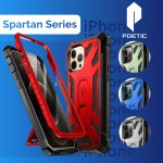 (ของแท้) เคส iPhone Poetic Spartan Series Case สำหรับ iPhone 12 / 12 Pro / 12 mini / 12 Pro Max