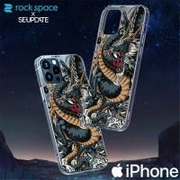 เคส [ Rock Space x SE-Update ] Pure Series Protection สำหรับ iPhone 12 / 12 Pro / 12 Pro Max
