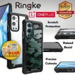 (ของแท้+ของแถม) เคส OnePlus RINGKE FUSION X สำหรับ OnePlus 9 Pro / 8T / Nord / 8 Pro