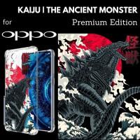 เคส OPPO 3D Anti-Shock Premium Edition [ KAIJU ] สำหรับ Reno5 / Reno4 / Find X3 / X2 / Pro / Reno / Reno2 / 10X Zoom