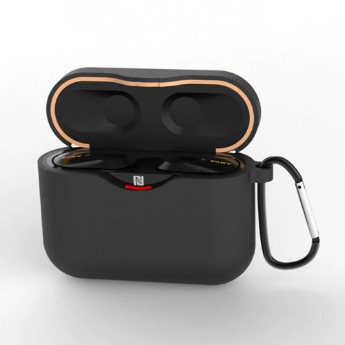 (ส่งจากไทย) เคส Sony WF-1000XM4 / WF-1000XM3 Silicone Earphone Protective Case