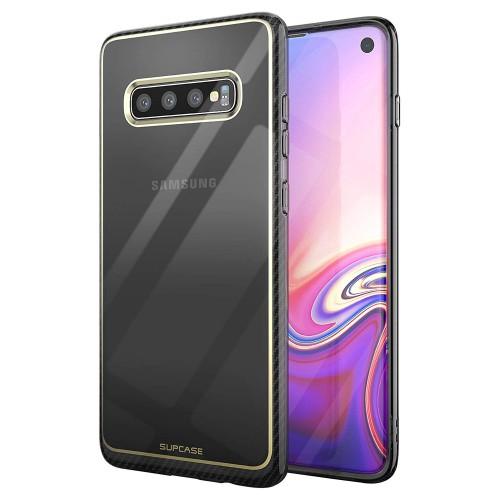 (ของแท้) เคส Samsung Galaxy S10 Plus (S10+) SUPCASE Unicorn Beetle Metro Case