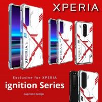 เคส SONY ignition Series 3D Anti-Shock TPU สำหรับ Xperia 1 II / 5 II / 10 II / 1 / 5 / XZ2 / XZ1 / XZ Premium