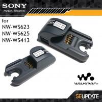 (ของแท้) แท่นชาร์จและส่งข้อมูล SONY BCR-NWWS620 สำหรับ NW-WS623 / NW-WS625 / NW-WS413