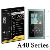 ฟิล์มกระจก  【SE-Update 】Tempered Glass Defender สำหรับ Walkman NW-A45 / A46 / A35 / A36
