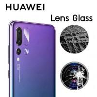 ฟิล์มกระจก กันรอย เลนส์กล้อง สำหรับ Huawei P20 / P20 Pro / Mate 20 / Pro / X