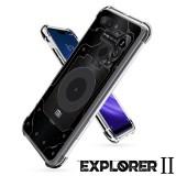 เคส Xiaomi Mi 8 Lite [Explorer II Series] 3D Anti-Shock Protection TPU Case