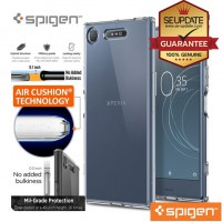 (ของแท้) เคส SONY Xperia XZ1 SPIGEN Ultra Hybrid Air Cushion Cover