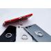 เคส SONY Xperia XZ Premium Mercury Goospery i-Jelly & Ring+ TPU Case
