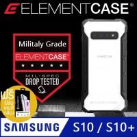 (ของแท้+ของแถม) เคส Samsung Galaxy S10 / S10 Plus Element Case Rally : Black (รับประกัน 1 ปี)