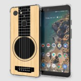 เคส Google Pixel 3 Anti-Shock Protection TPU Case [Guitar]