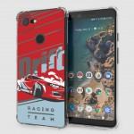 เคส Google Pixel 3 Anti-Shock Protection TPU Case [Racing Team]