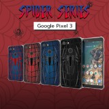 เคส Google Pixel 3 Spider Series 3D Anti-Shock Protection TPU Case