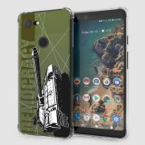 เคส Google Pixel 3 War Series 3D Anti-Shock Protection TPU Case [WA001]