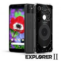 เคส Google Pixel 3a XL [Explorer II Series] 3D Anti-Shock Protection TPU Case