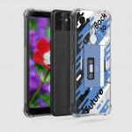 เคส Google Pixel 3a Anti-Shock Protection TPU Case [Back to the Future]