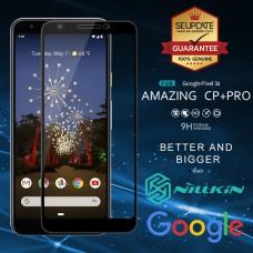[ Google ] ฟิล์มกระจก แบบเต็มจอ Nillkin Amazing CP+ Pro Tempered Glass สำหรับ Pixel 3a / 3a XL