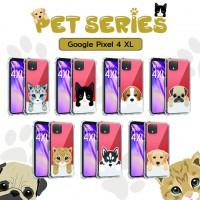 เคส Google Pixel 4 XL Pet Series Anti-Shock Protection TPU Case
