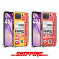 เคส Google Pixel 4 XL Shipping Series 3D Anti-Shock Protection TPU Case