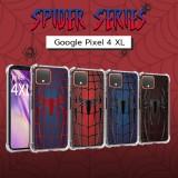 เคส Google Pixel 4 XL Spider Series 3D Anti-Shock Protection TPU Case