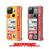 เคส Google Pixel 5 Shipping Series 3D Anti-Shock Protection TPU Case