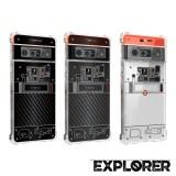 เคส Google Pixel 6 Pro [ Explorer Series ] 3D Anti-Shock Protection TPU Case