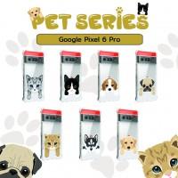 เคส Google Pixel 6 Pro Pet Series Anti-Shock Protection TPU Case