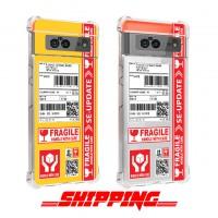 เคส Google Pixel 6 Shipping Series 3D Anti-Shock Protection TPU Case