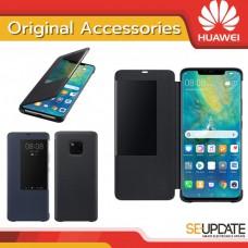 เคสศูนย์แท้ Huawei Mate 20 Pro Smart View Flip Cover Case