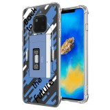 เคส Huawei Mate 20 Pro Anti-Shock Protection TPU Case [Back to the Future]