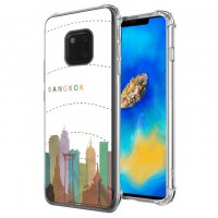 เคส Huawei Mate 20 Pro Anti-Shock Protection TPU Case [BANGKOK]