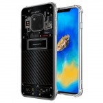 เคส Huawei Mate 20 Pro [Explorer Series] 3D Anti-Shock Protection TPU Case [Opaque]