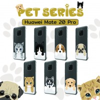 เคส Huawei Mate 20 Pro Pet Series Anti-Shock Protection TPU Case